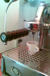Espresso und Faema in Regensburg